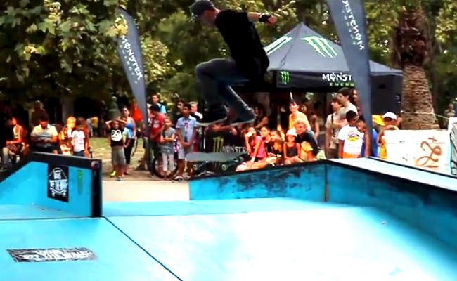 Varna Skate Open 2014 (ВИДЕО)