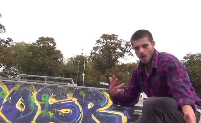 Лазката – London Footy, feat. Момчил